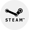 Steam Big White Icon